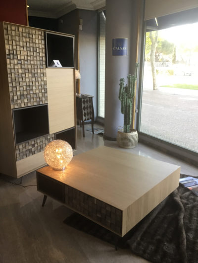 muebles exclusivos en Zaragoza CALSAN